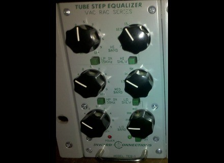 Inward Connections Tube Step Equalizer