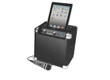Ion Audio Block Rocker Bluetooth