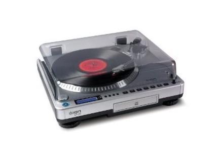 Ion Audio LP 2 CD