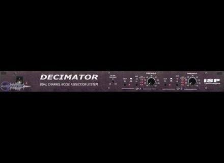 Isp Technologies Decimator ProRackG