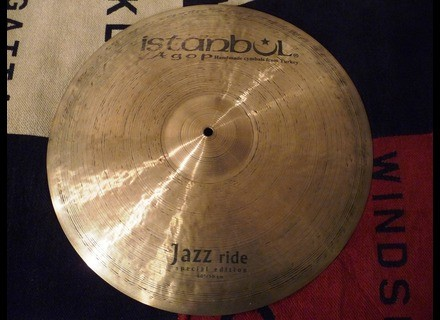 """Istanbul Agop Special Edition Jazz Ride 20"""""""