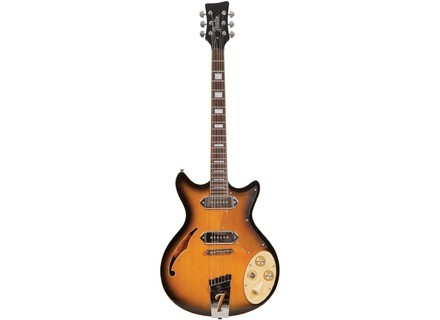 Italia Guitars Fiorano