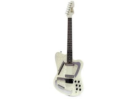 Italia Guitars Modena Electric Sitar