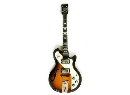 Italia Guitars Mondial Woodtop