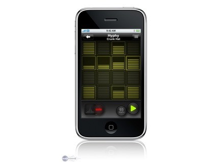 iZotope iDrum pour Iphone et Ipod Touch