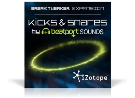 iZotope Kicks & Snares by Beatport Sounds