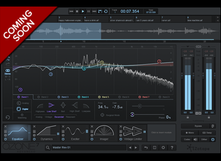 iZotope Ozone 7 Advanced