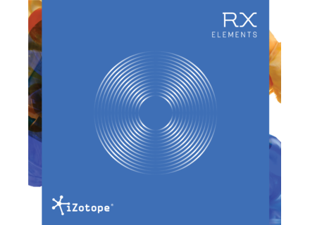 iZotope RX 6 Elements
