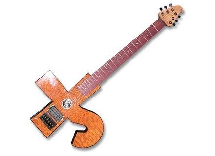 J.c. Harper Luthier BOC Kronos
