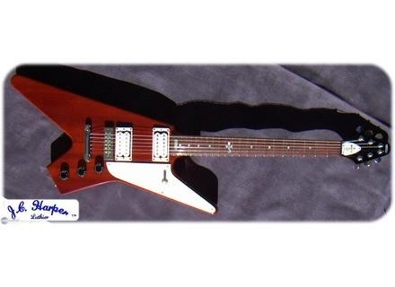 J.c. Harper Luthier Vegas Vulcan
