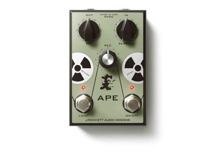 J. Rockett Audio Designs APE - Analog Preamp Experiment