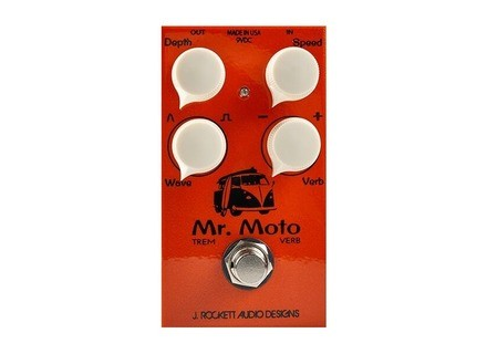 J. Rockett Audio Designs Mr. Moto