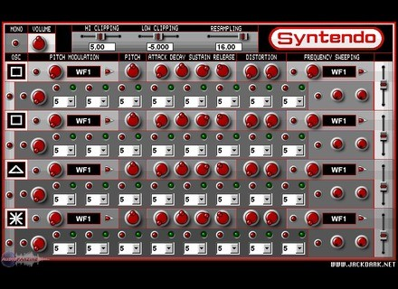 Jack Dark Syntendo [Freeware]