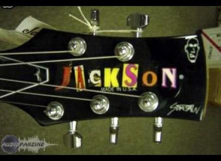 Jackson USA Artist Signature