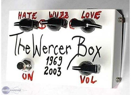 Jacques Stompboxes The Wercer Box