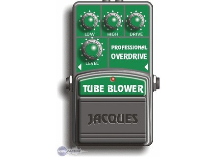 Jacques Stompboxes Tube Blower