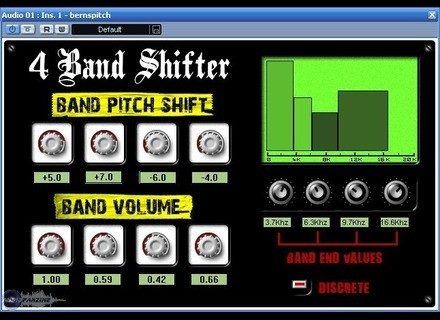 janesconference 4 Band Shifter [Freeware]