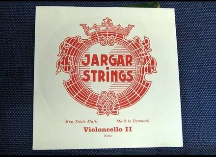 Jargar Strings Jeu de cordes violoncelle Rouge