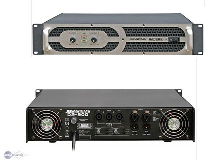 JB Systems D2-1500