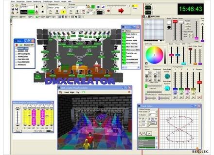 JB Systems DMX Creator 128