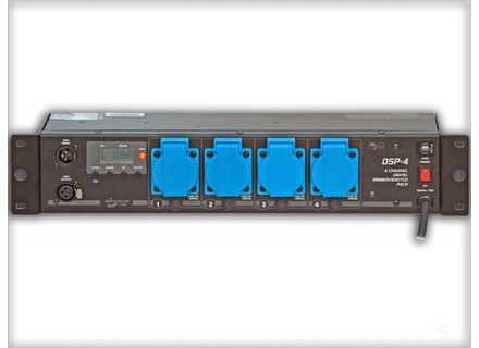 JB Systems dsp-4