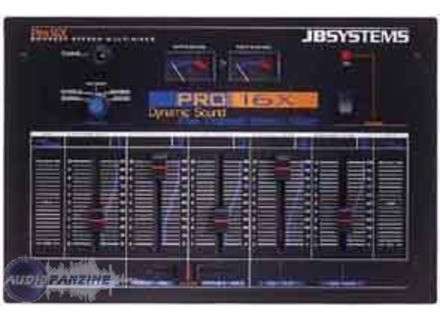 JB Systems Pro 16 X