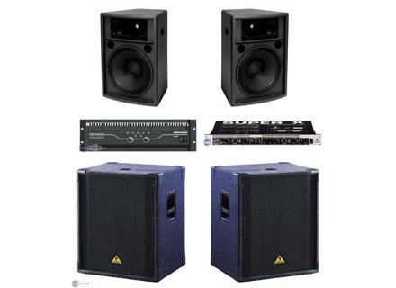JB Systems PS1000+