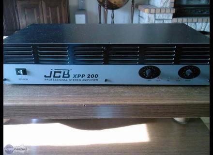 JCB XPP 200