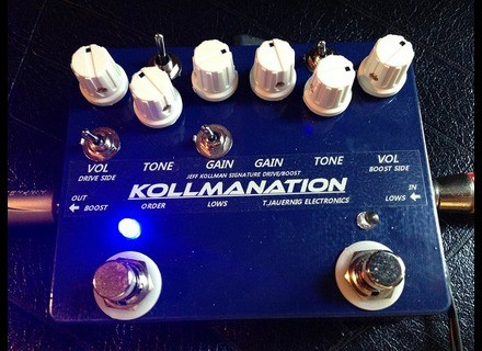 Jeff Kollman Kollmanation Signature