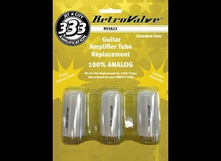 Jet City Amplification RV3A12 RetroValve Amber Standard Gain