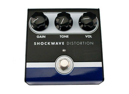 Jet City Amplification Shockwave Distortion