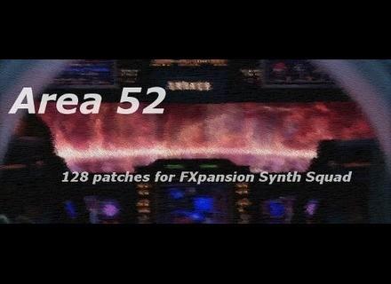 Jewel Audio Area 52