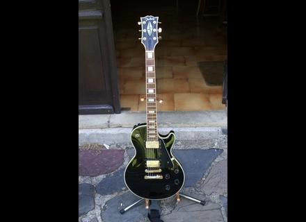 Jim Harley Les Paul Custom
