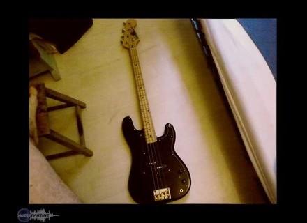 Jim Harley Precision Bass