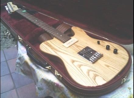 Jim Reed Guitars Telecaster Ash