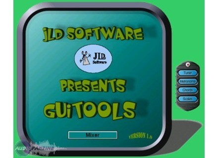 JLD Software Guitools [Freeware]