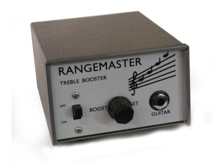 JMI Amplification Dallas Range Master Treble Booster