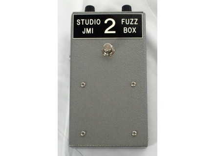 JMI Amplification Studio 2 Fuzz Box