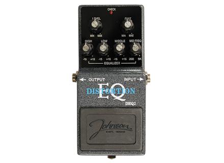 Johnson Guitars DEQ2 Distortion EQ