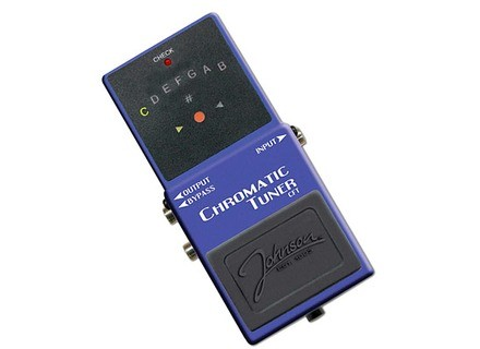 Johnson Guitars FX-700 Chromatic Tuner
