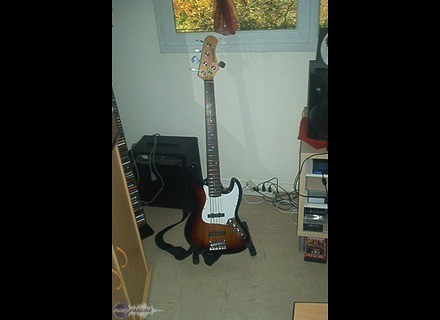 Johnson Guitars Jazz Bass V