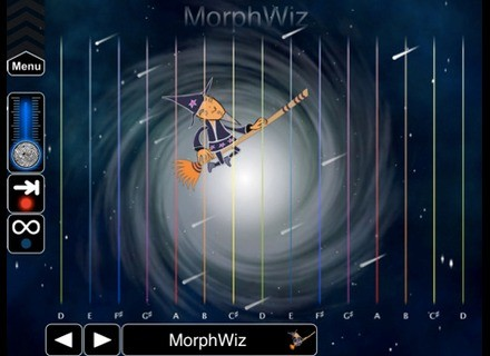 Jordan Rudess Wizdom Music MorphWiz
