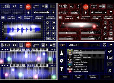 Jordan Rudess Wizdom Music SampleWiz for iOS