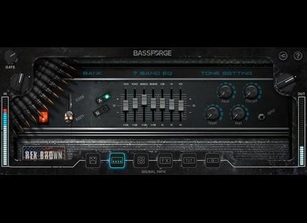 JST Bassforge Rex Brown