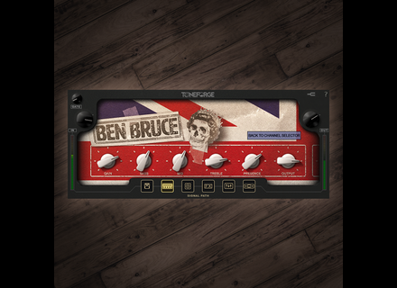 JST Toneforge - Ben Bruce