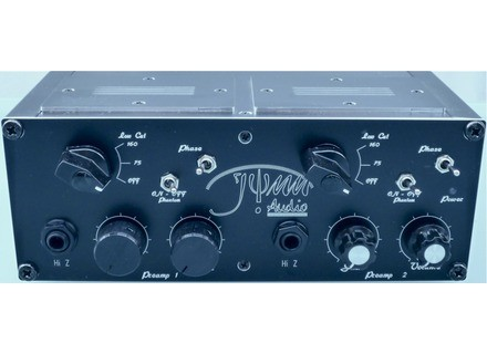 Jymm Audio Tube preamp Clean
