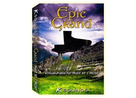 K-Sounds Epic Grand