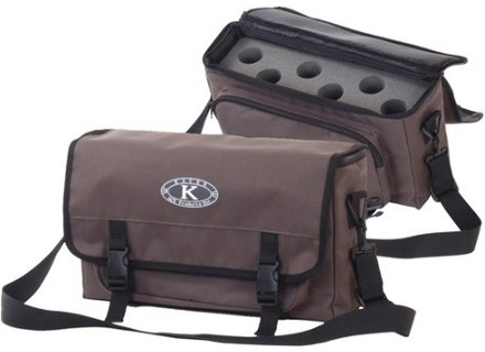 Kaces Microphone Messenger Bag