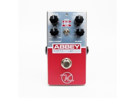 Keeley Electronics Abbey Chamber Verb