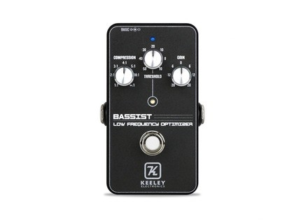 Keeley Electronics Bassist Compressor – Custom Shop LTD Edition